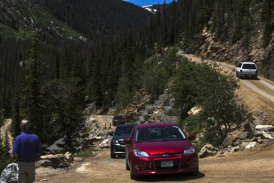 Searching for the wild side on Rocky Mountain National Park's most historic road