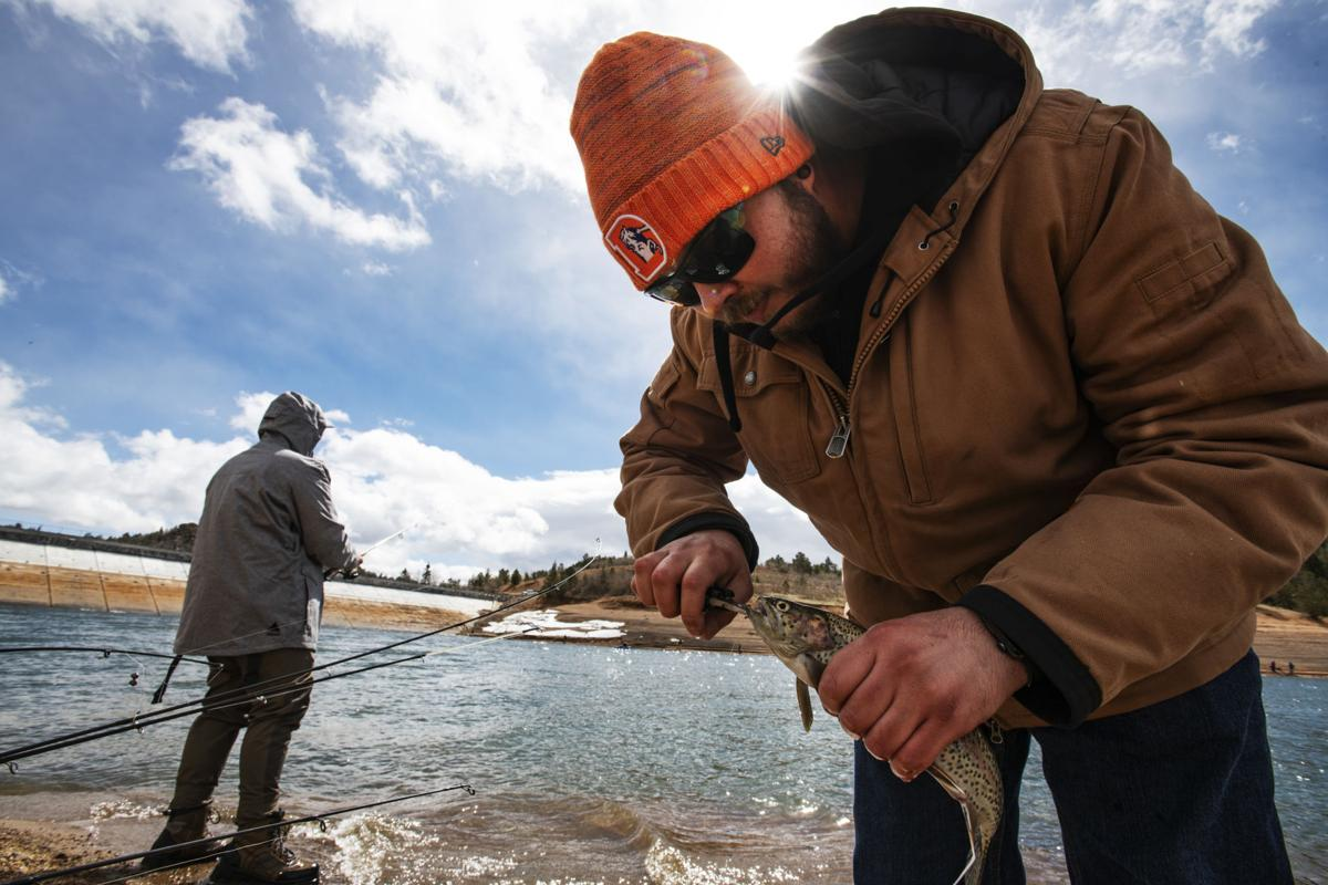 Fishing Pikes Peak: Serenity and mystery abound | Lifestyle