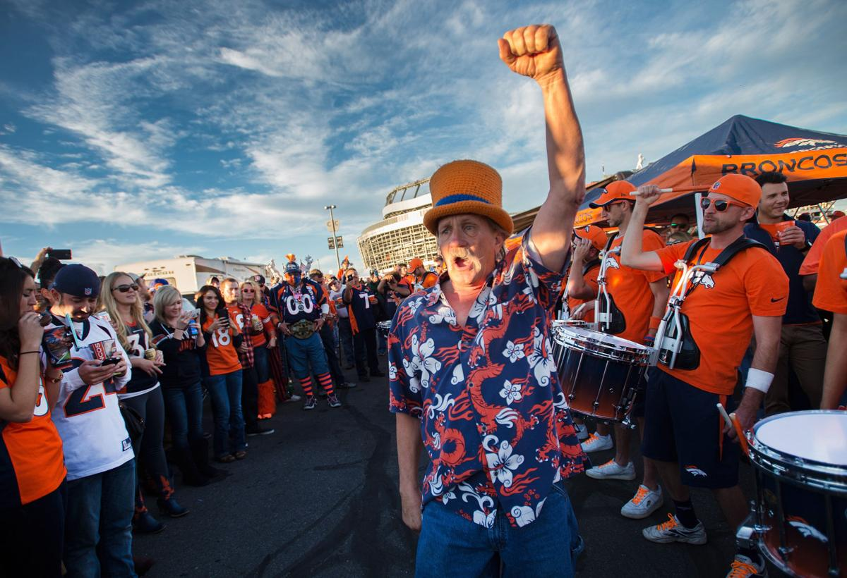 Colorado Springs Broncos fans continue epic tailgating legacy at