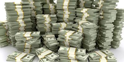 Pile of money (copy)