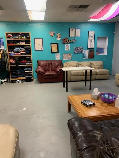 Drop-in day center for homeless teens