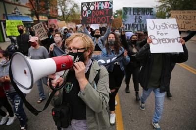 Breonna Taylor protest in Springs 3 (copy)