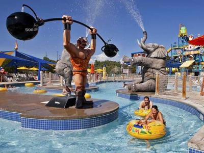 Water World reopens after contamination issue