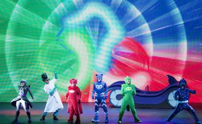 'PJ Masks Live!' brings young superheroes to Colorado Springs