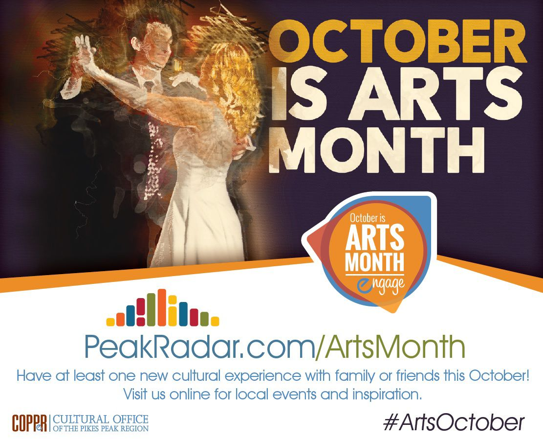 COMMUNITY & CULTURE: Celebrating the arts in the Pikes Peak region