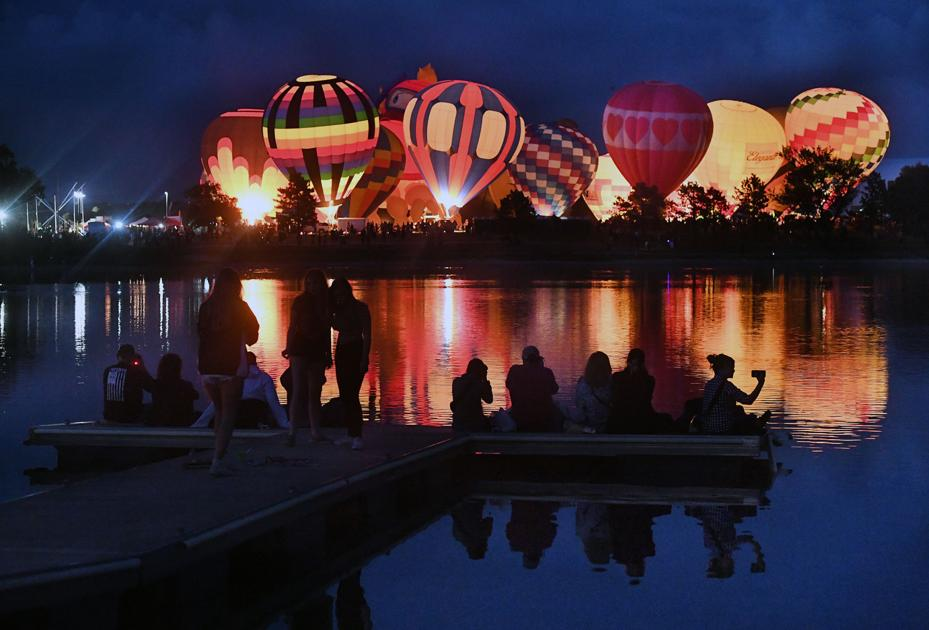 2019 Labor Day Lift Off balloon festival in Colorado Springs schedule, highlights