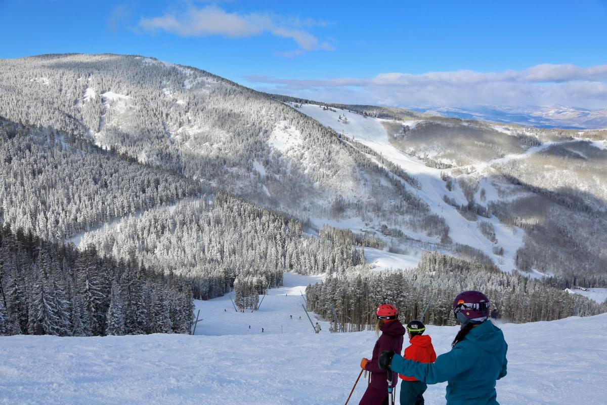 Skiing Colorado: Beaver Creek Resort