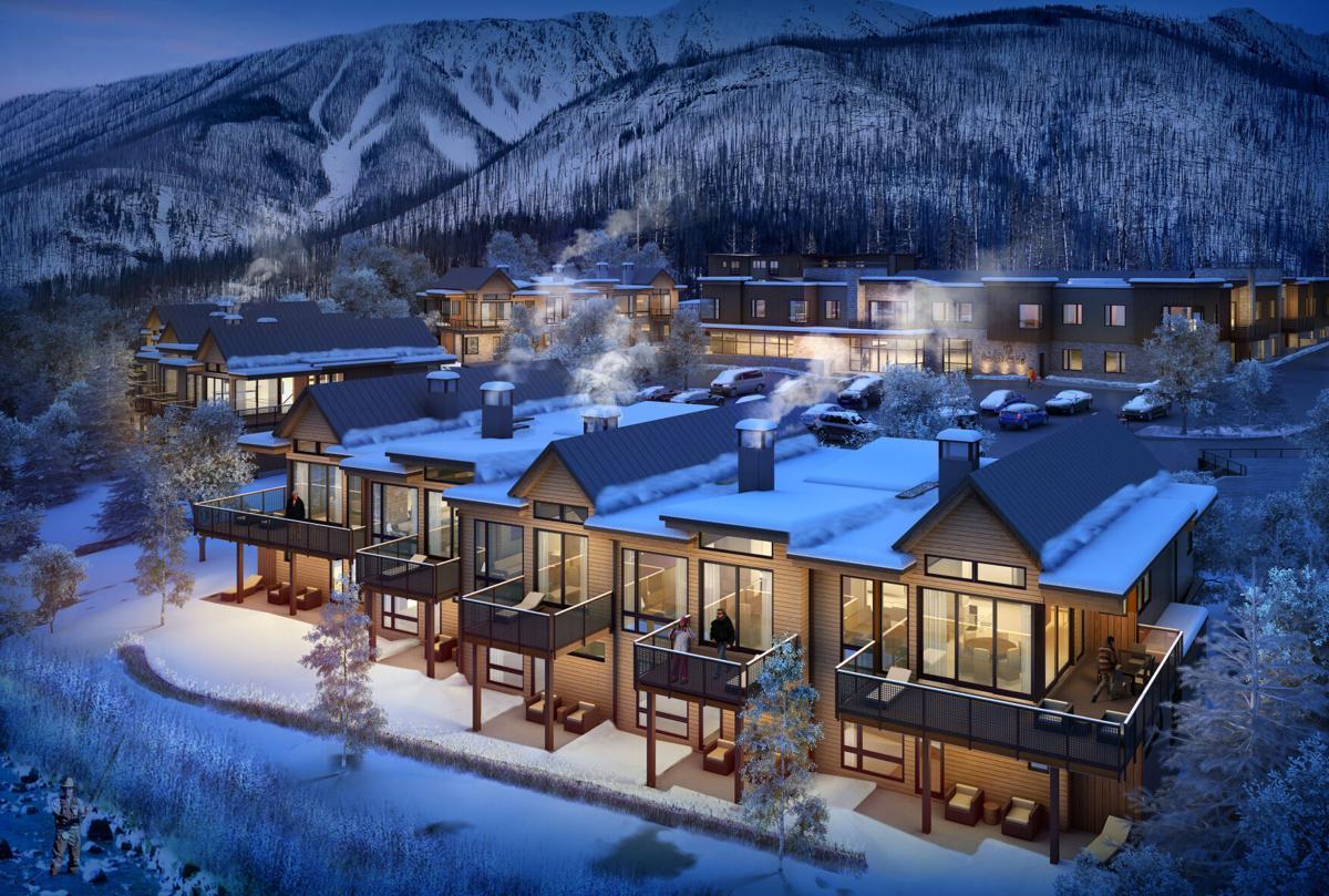 Aspen Club rendering