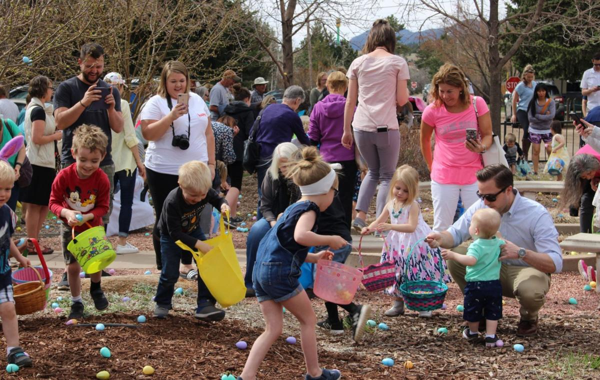 Palmer Lake turns out for Easter weekend festivities