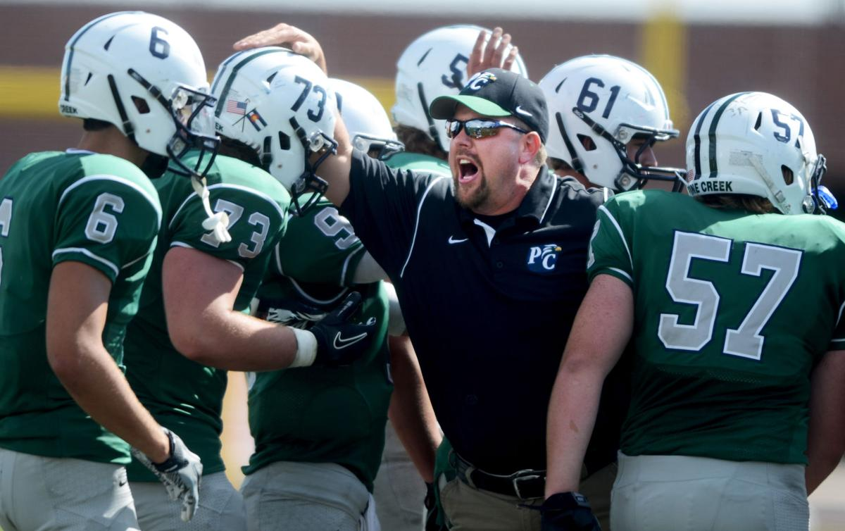PINE CREEK COLUMBINE FOOTBALL