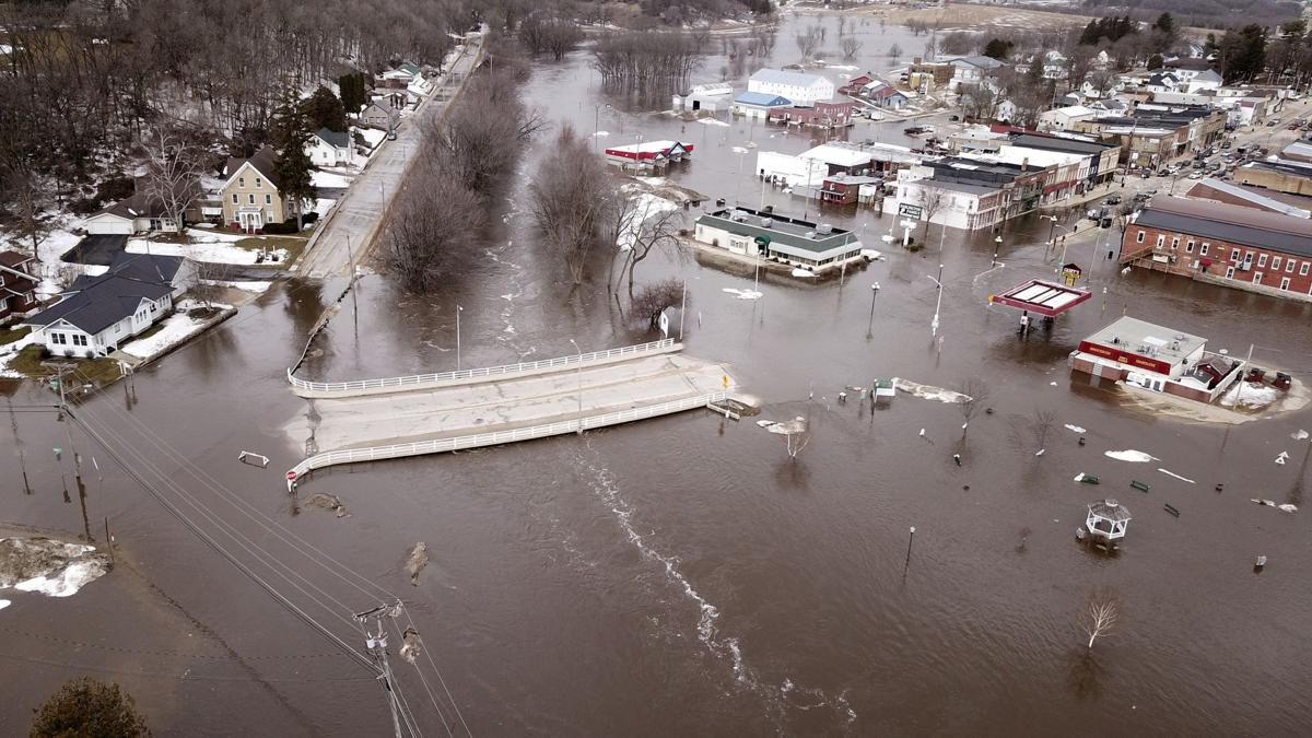Flooding Wisconsin