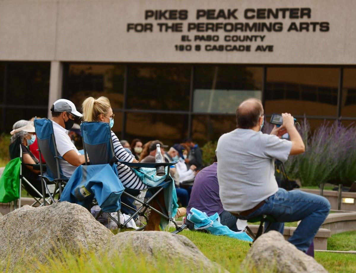 Colorado Springs Philharmonic returns with popup concert