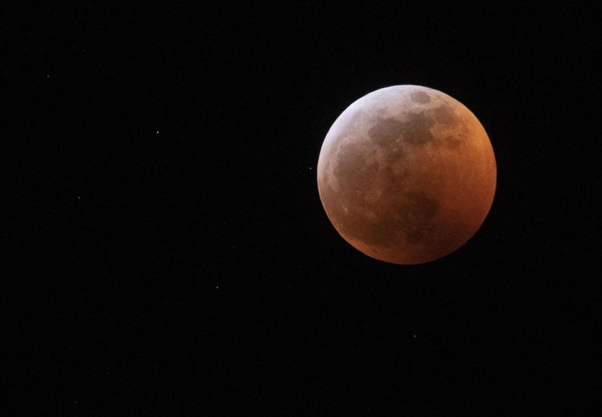 Super Blood Wolf Moon signals three lunar phenomena at once