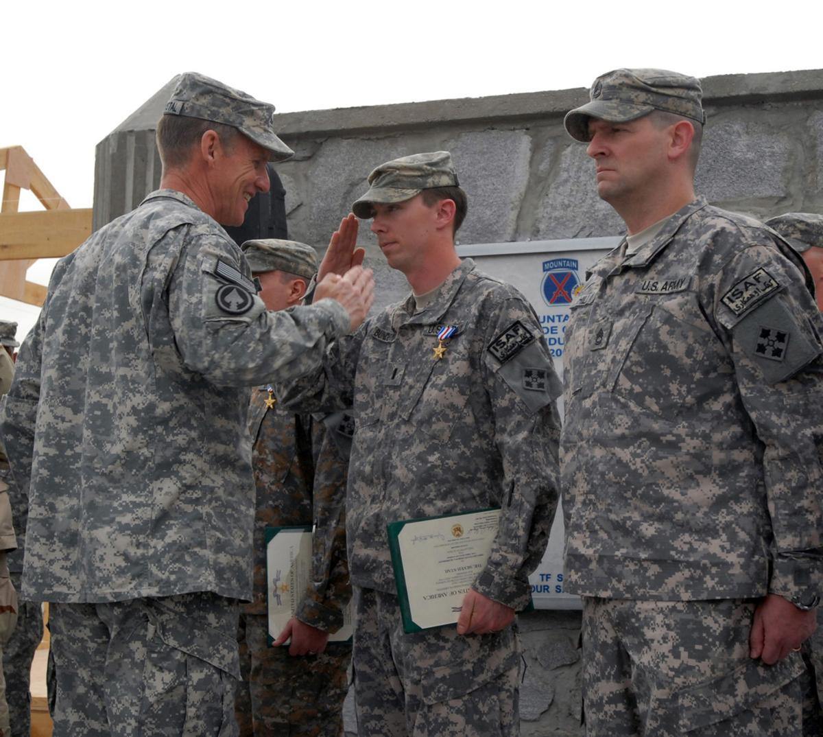 Medal Awarded