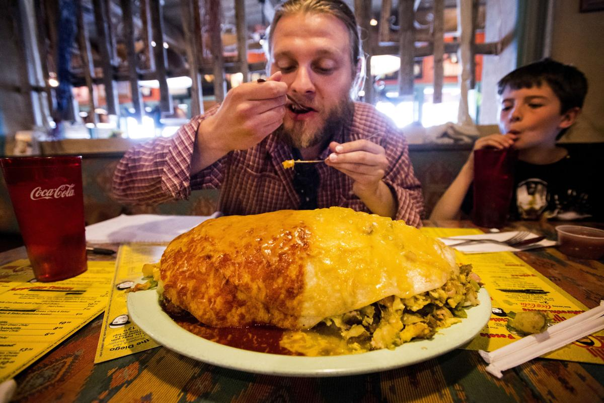Colorado burrito boasts 5 pounds of potatoes, carton of eggs and so much more