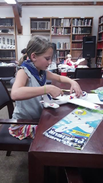 STEAM camp blends fun with summer learning