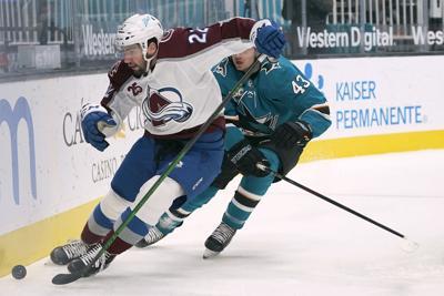 Avalanche Sharks Hockey Timmins