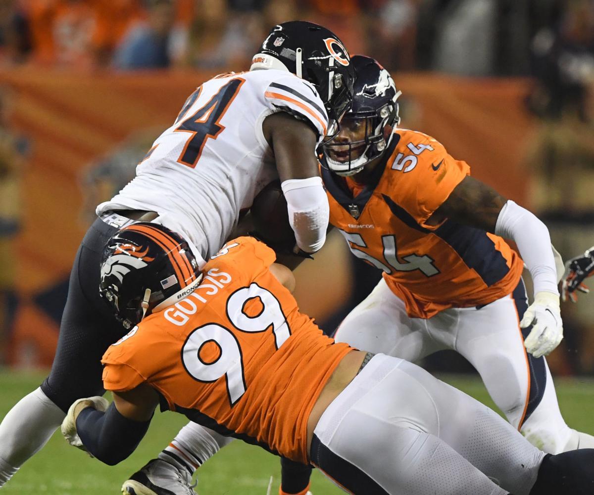 Broncos Bears preseason