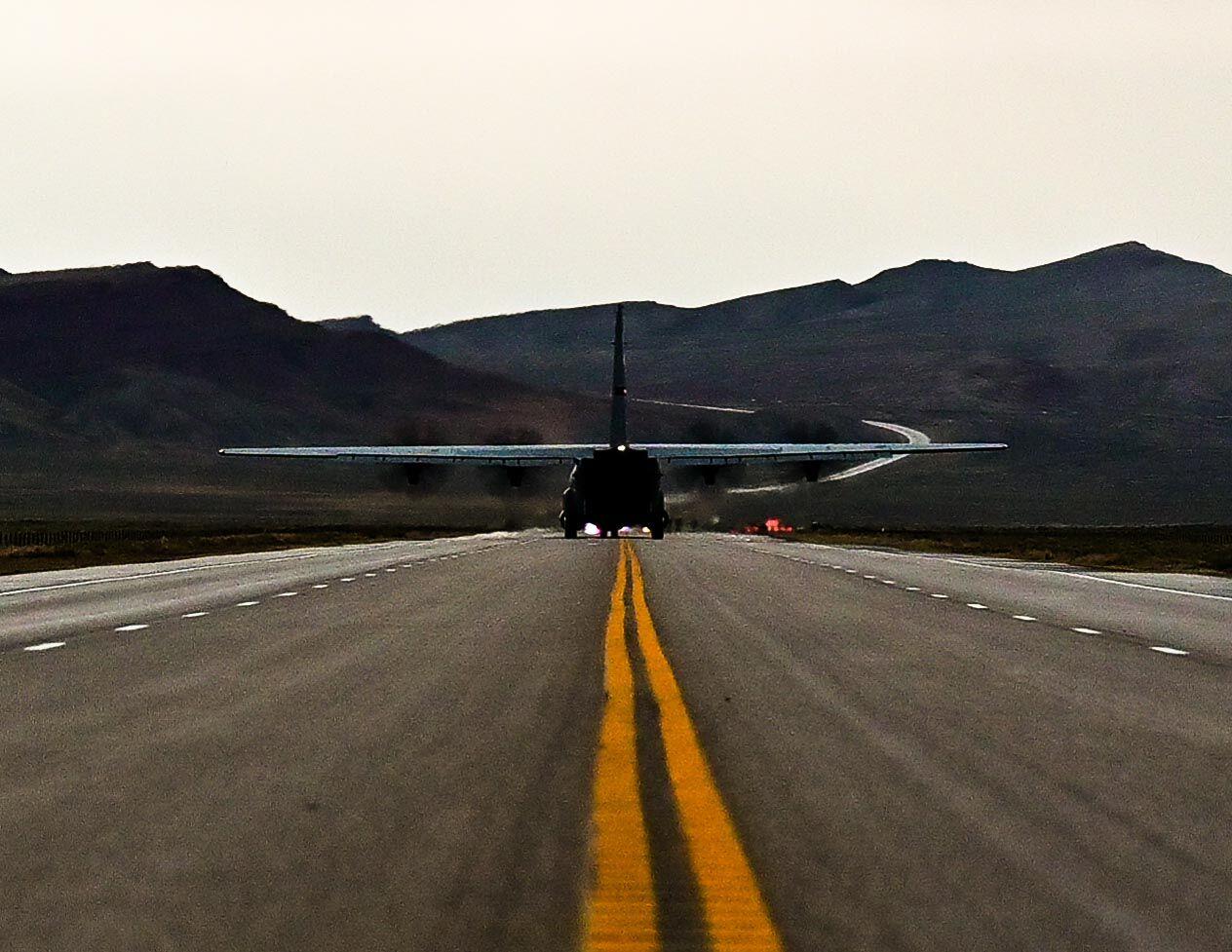 Rally the Rockies - C-130