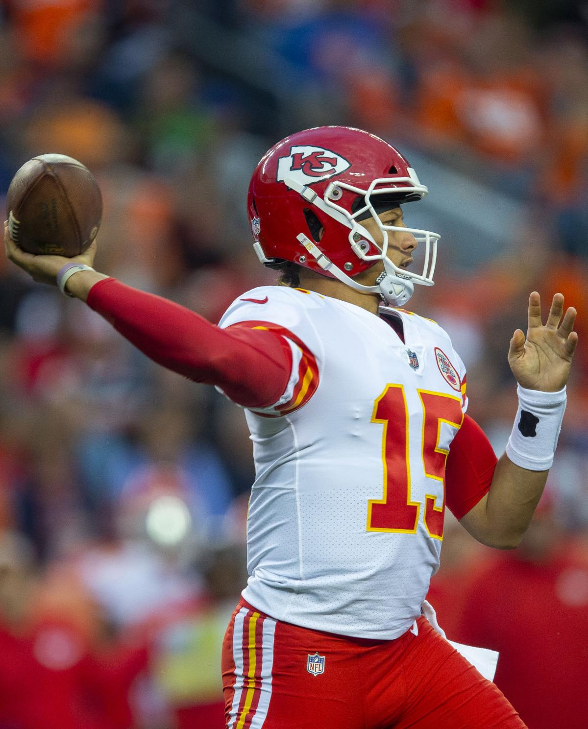 Broncos Preview Denver Only Hopes Patrick Mahomes Is The