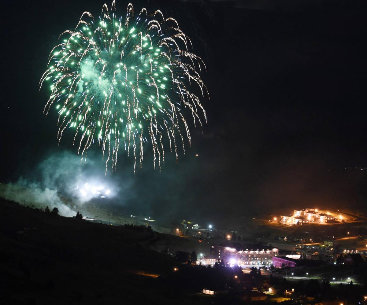 Fire danger grounds fireworks celebrations in Colorado ...