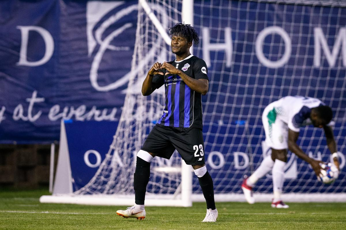 USL - OKC Energy FC at Colorado Springs Switchbacks FC