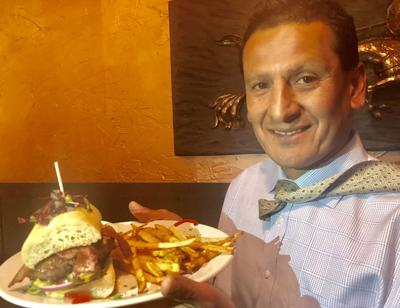 Colorado Springs restaurant owner introduces a $90 burger