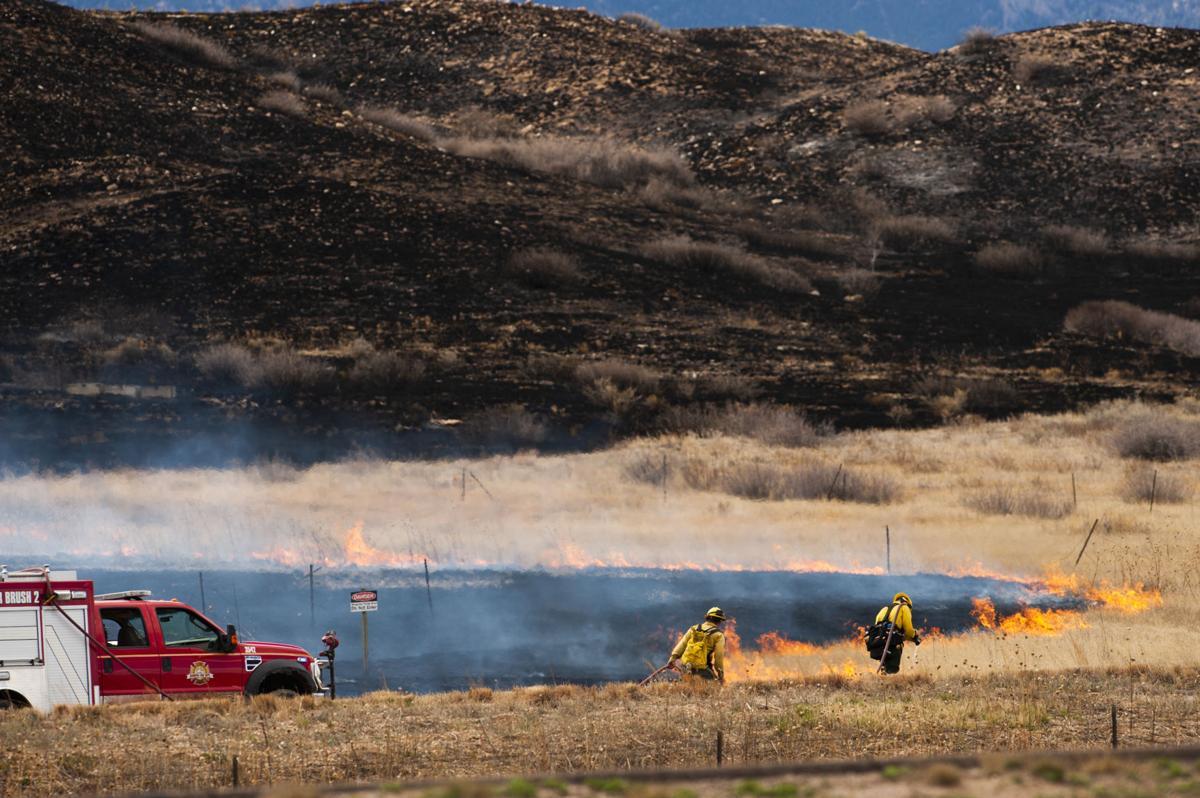 Map: Latest fire bans in Colorado counties   Colorado