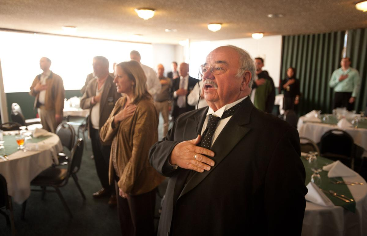 Roosevelt is impersonator's 'passion'   Colorado Springs