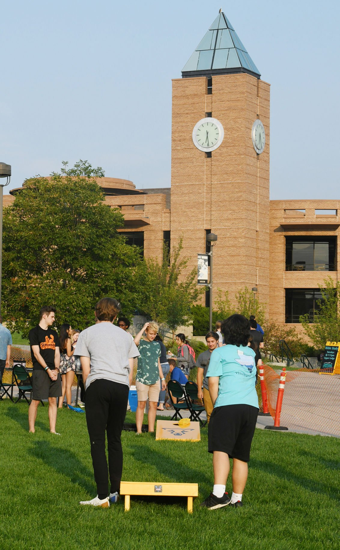 UCCS first day