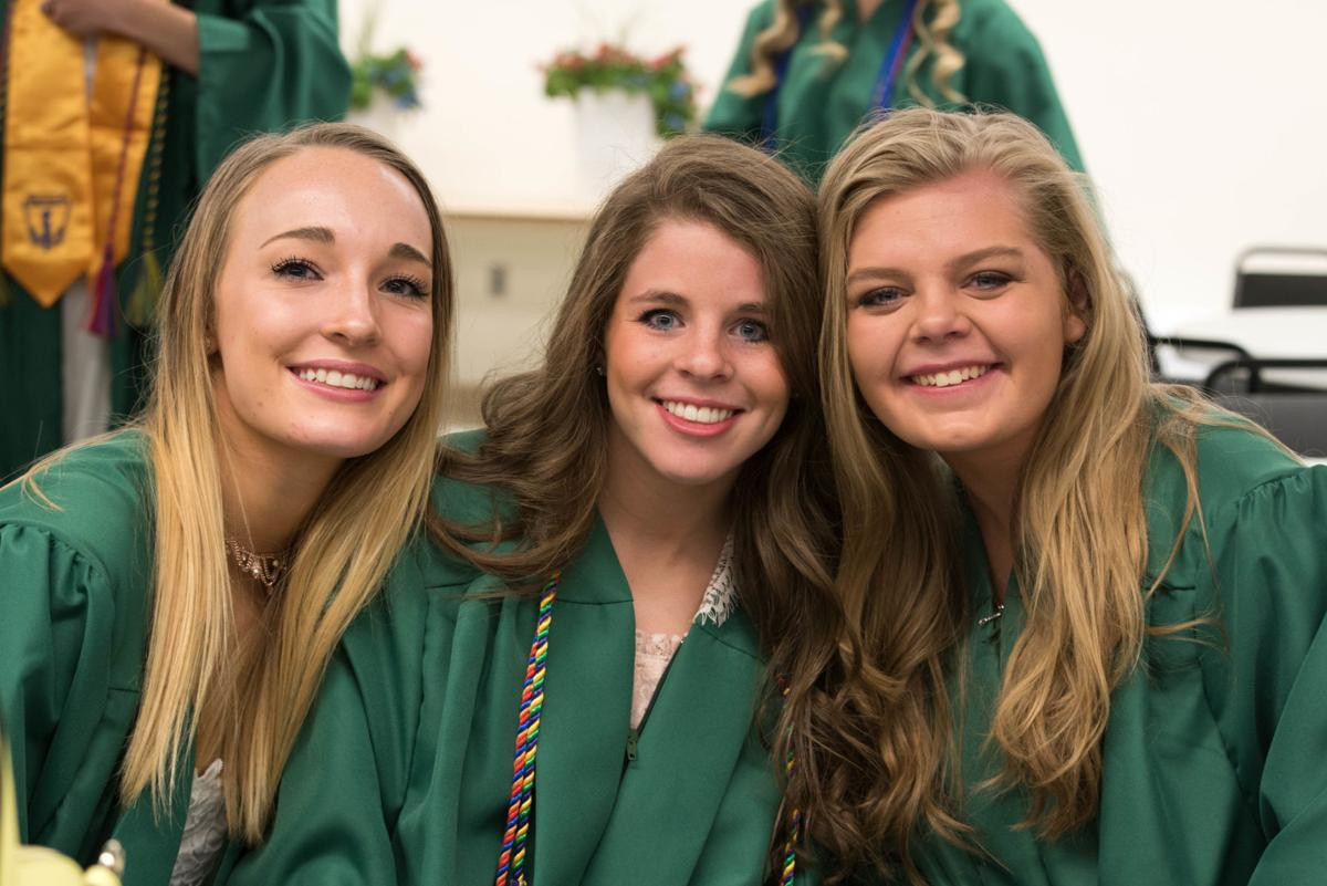 2017 St. Mary's High School Graduation