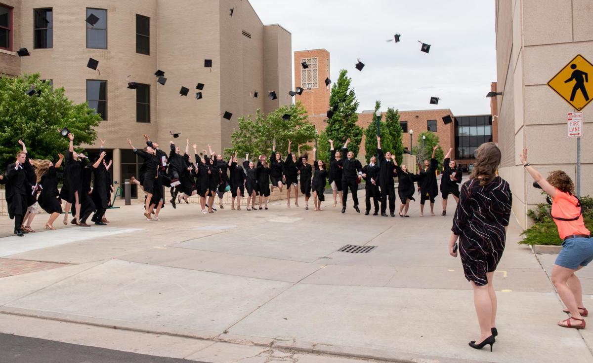 2018 Thomas MacLaren High School Graduation