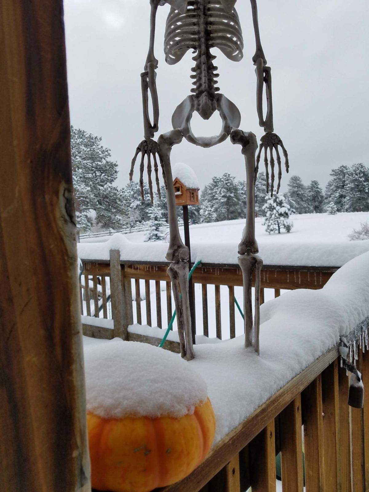 snow woodland park 103118