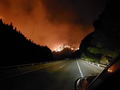 wildfire file photo