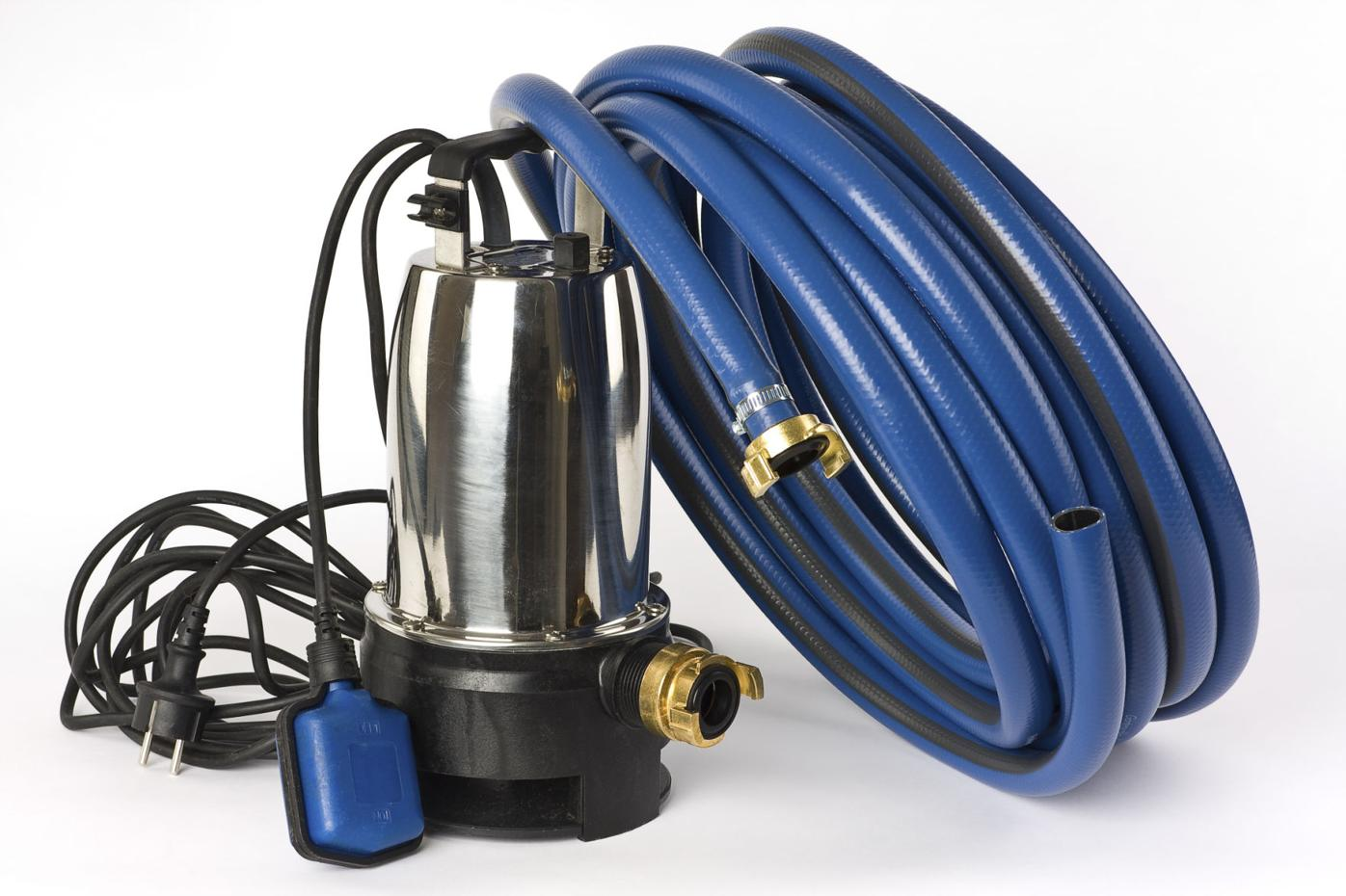 Around the house: Don't wait for rain to fall to test sump pump