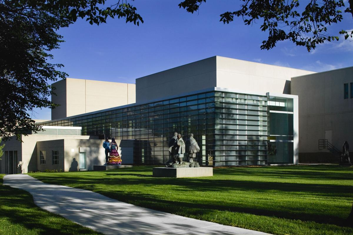 The FAC is building a new outdoor stage in its Sculpture Garden
