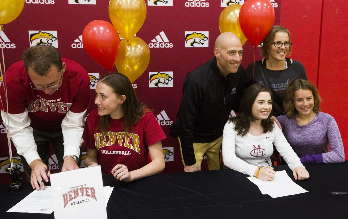 Athletes from Coronado sign National Letters of Intent | Colorado