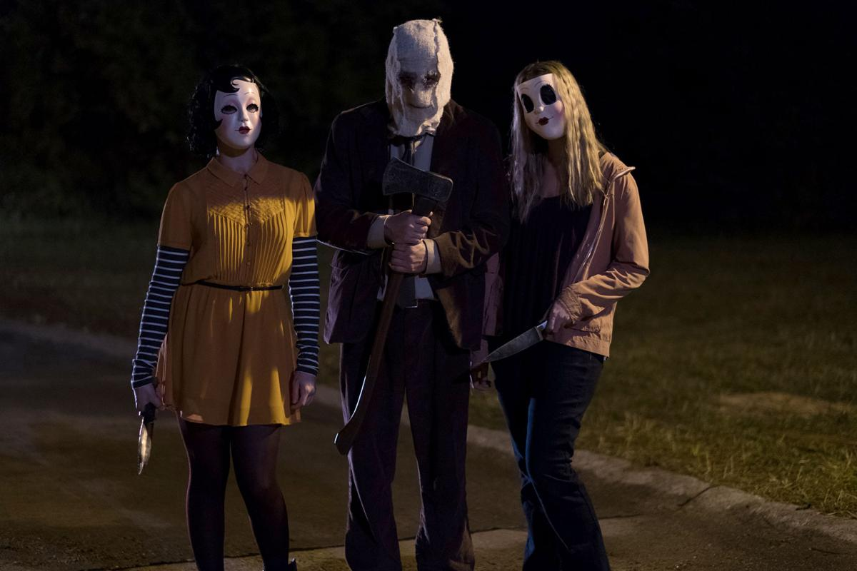 Movie review: 'The Strangers: Prey at Night' a simple, stupid homage to cheesy horror