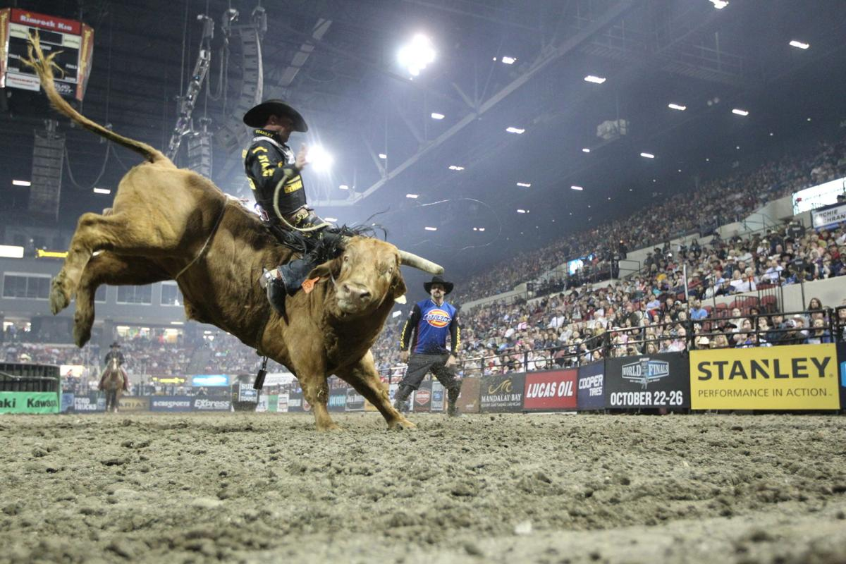 Longmont's Kody Lostroh on mend heading into Professional Bull
