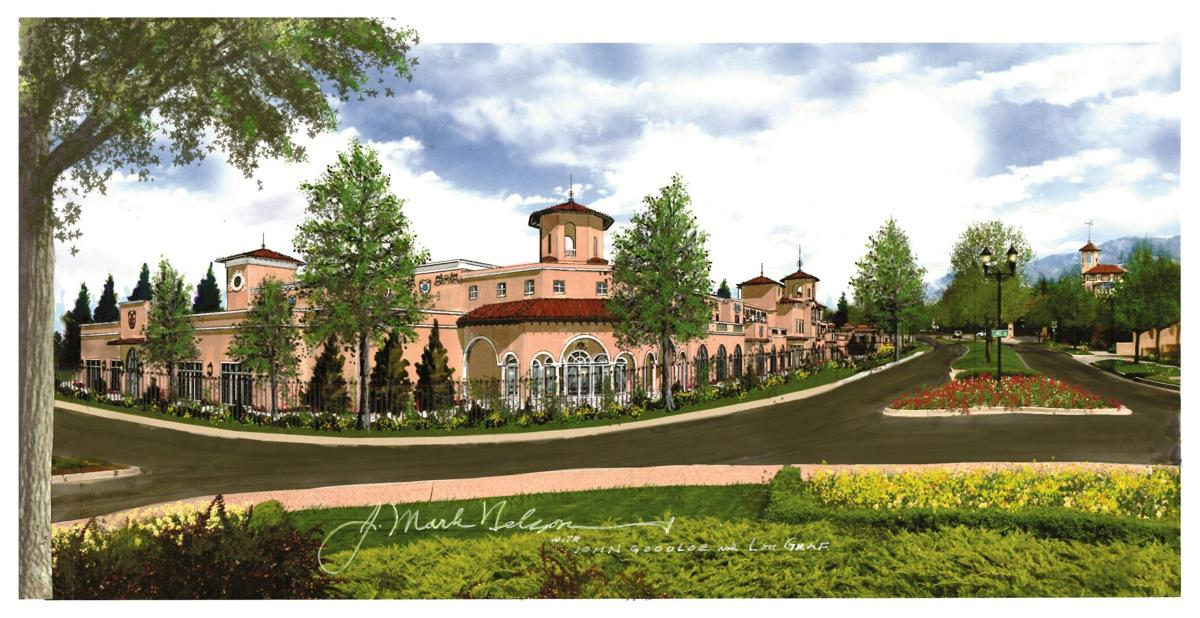 BROADMOOR HALL RENDERING 1