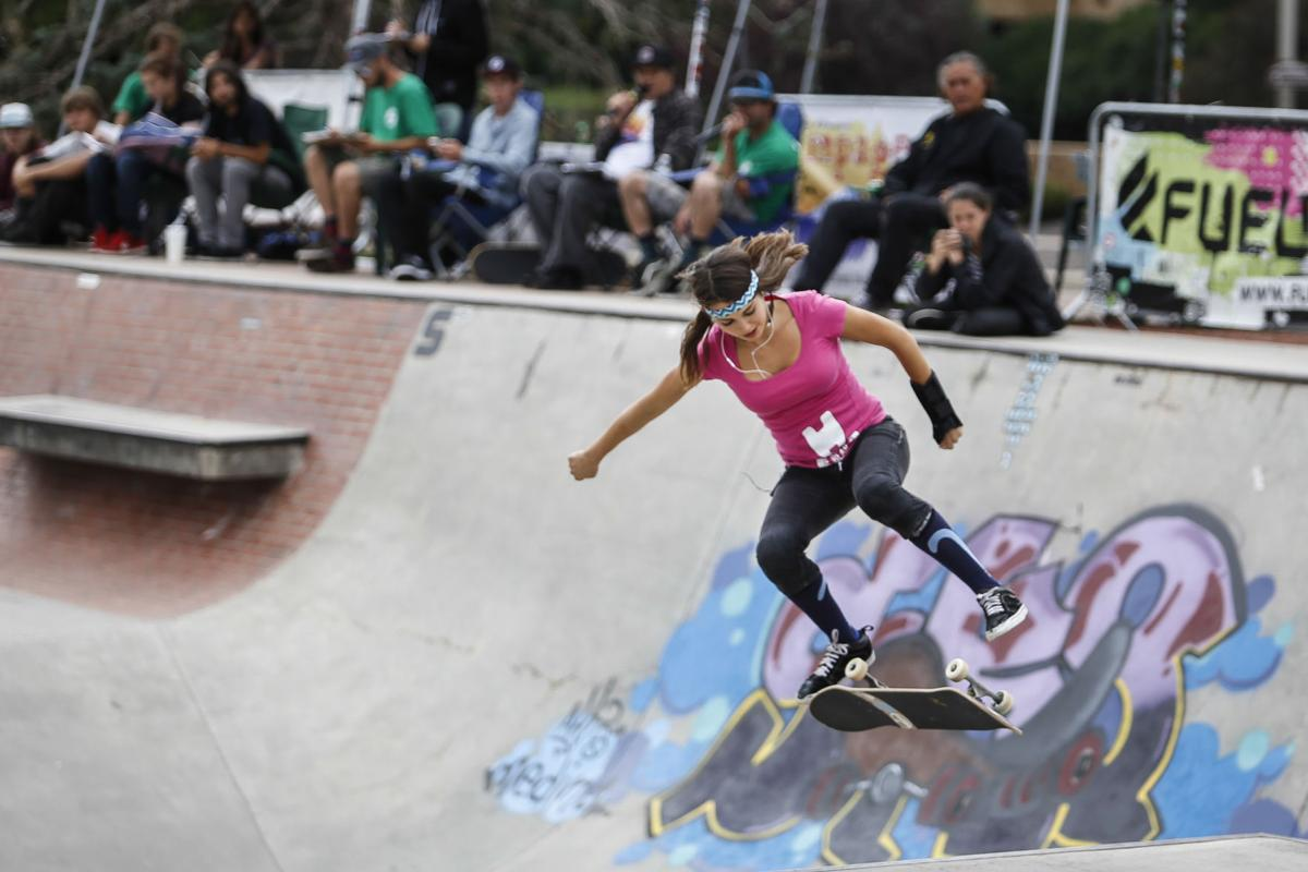 Skateboard Icons Lots Of Women Competitors Part Of Scene At Rocky