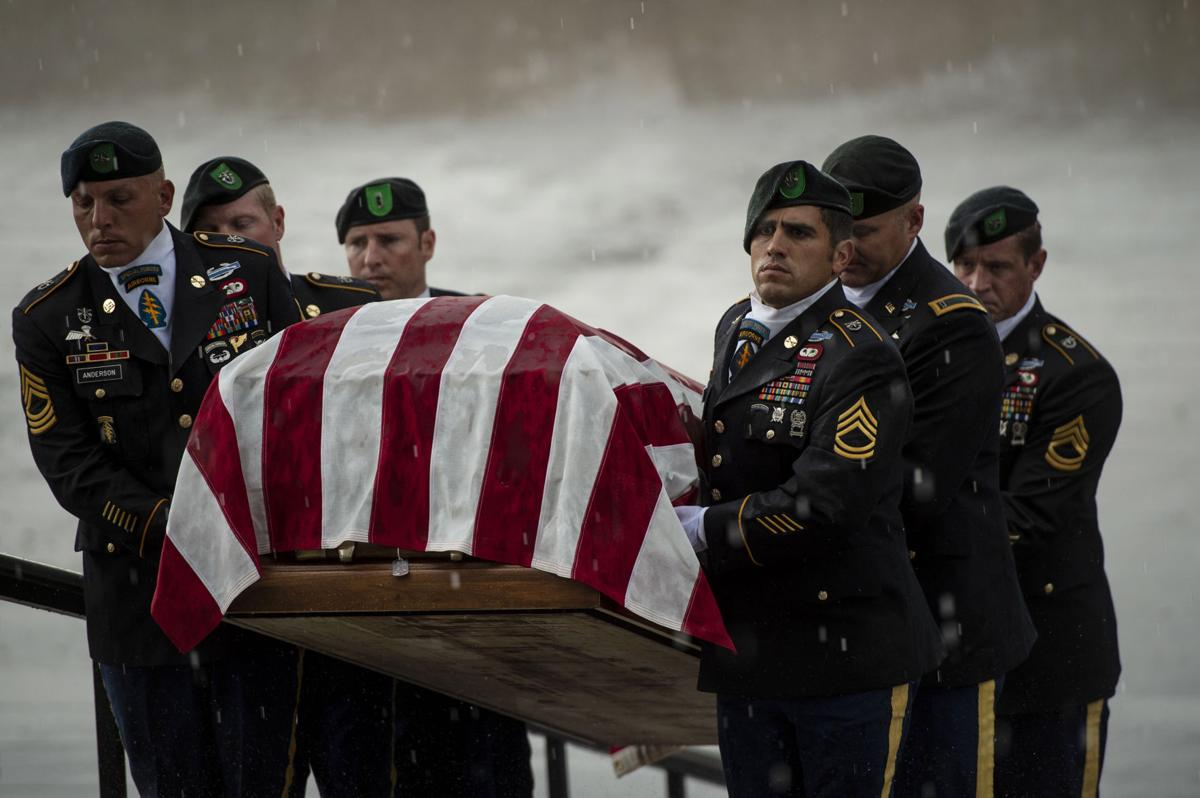 Perished Green Beret laid to rest