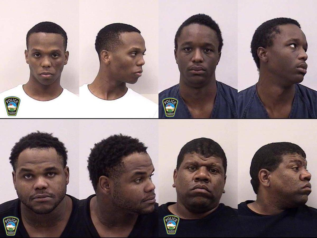 Robbery arrests