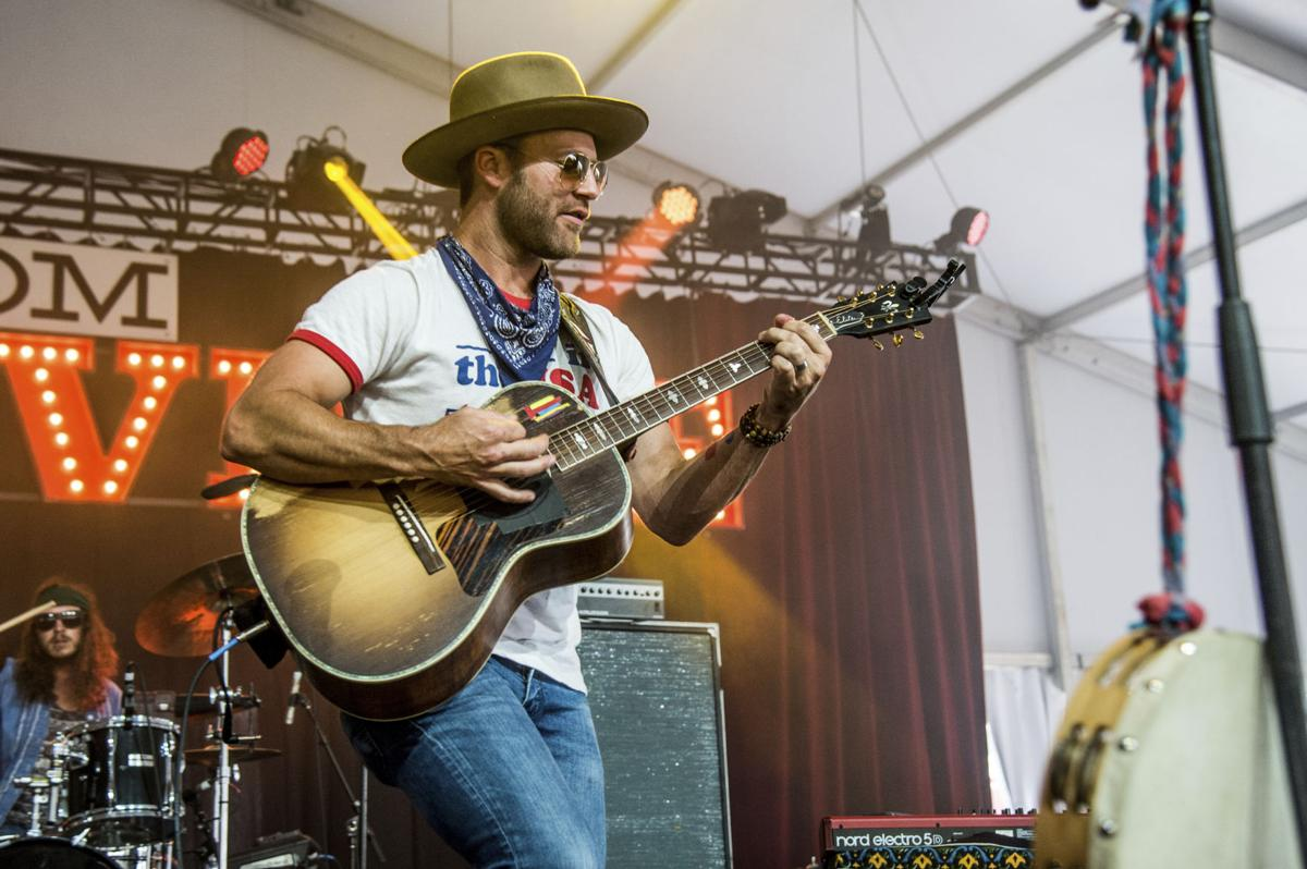 Come for the Coloradoan rodeo, stay for the Drake White concert in Pueblo