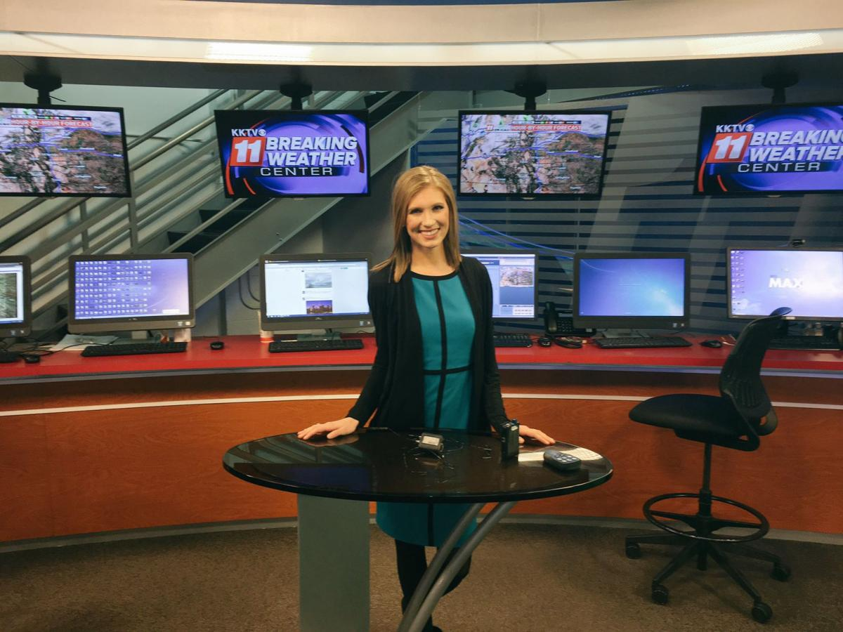 TV Talk - Jessica Lebel leaves KKTV | Colorado Springs News