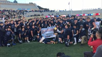 Palmer Ridge football team wins second consecutive Class 3A state championship