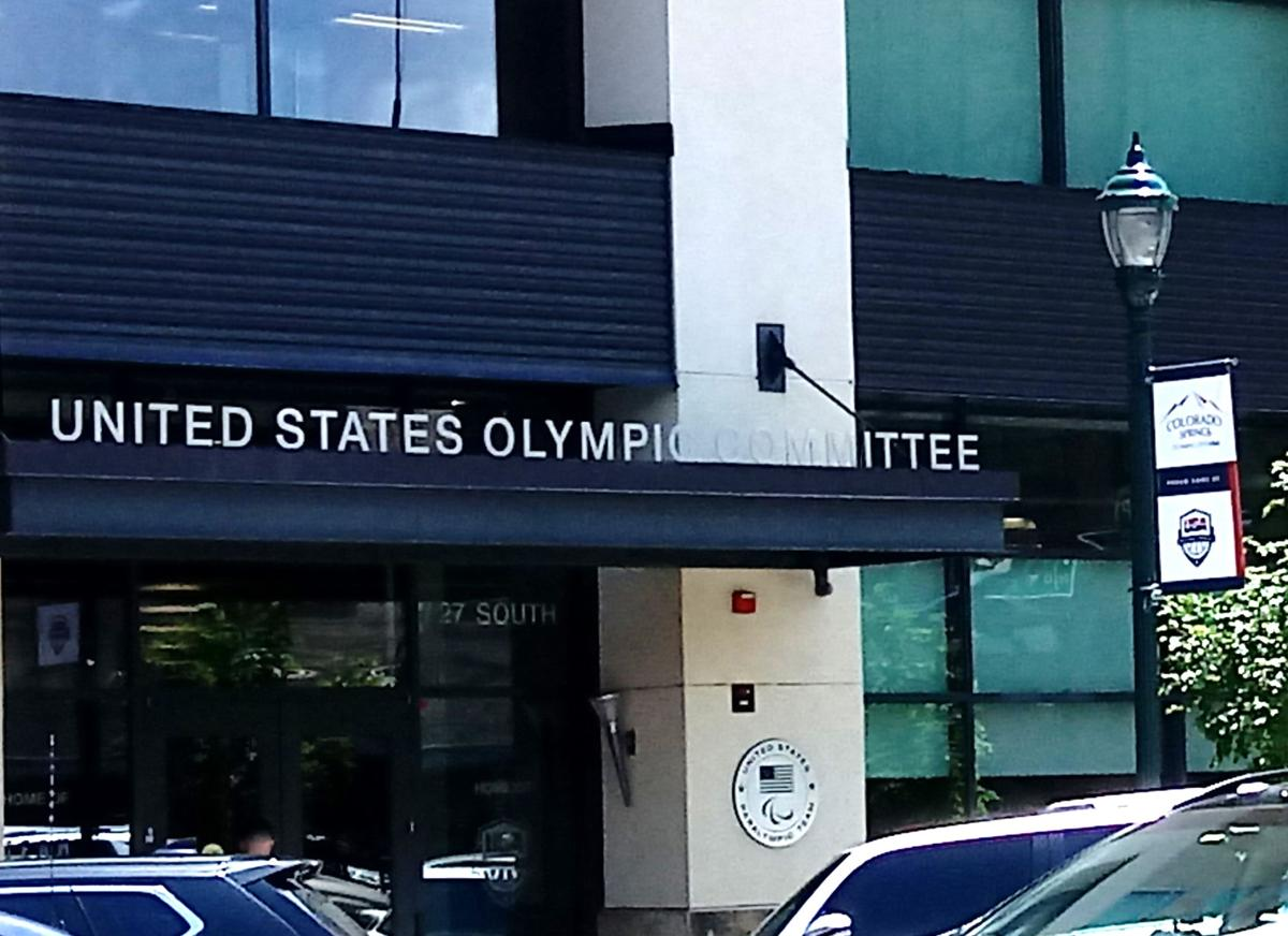 USOC headquarters