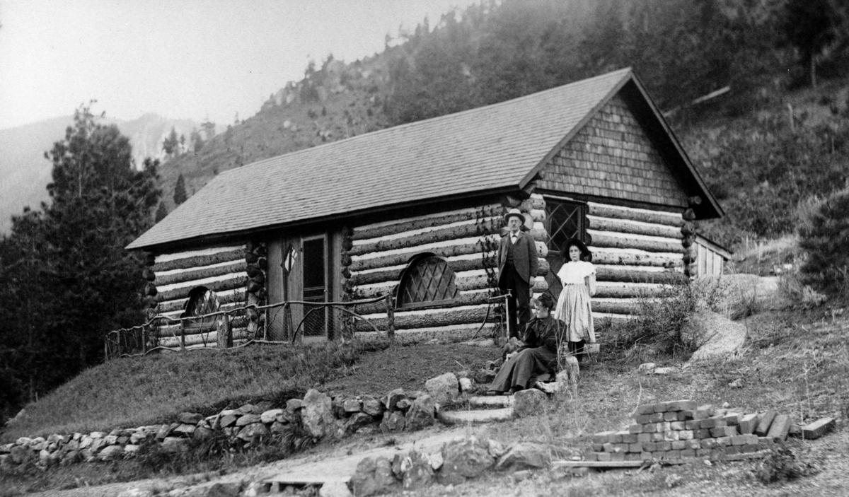 Ute Pass history comes alive through photographs