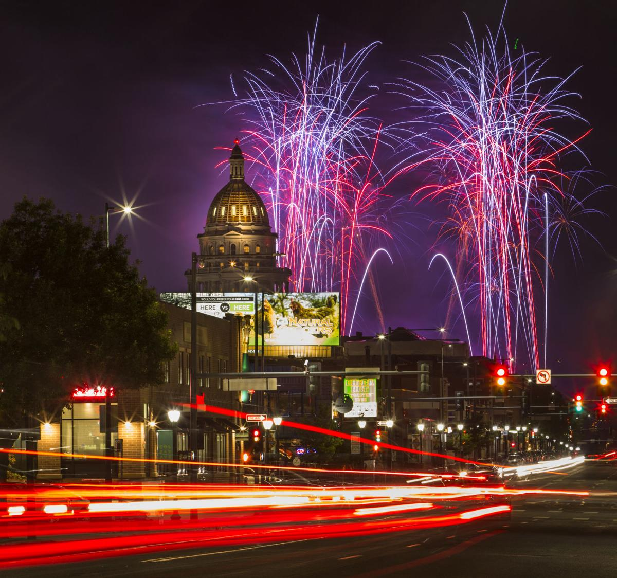 Where To Watch Fourth Of July Fireworks In Colorado In 2019