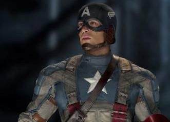 Chris Evans: Called to play Captain America, reluctant to serve (copy)